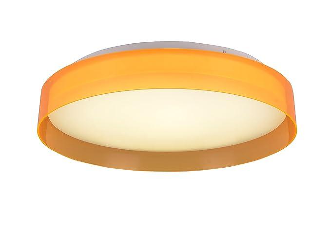 Lamponx Giga 35 - Lámpara de techo, color naranja: Amazon.es ...