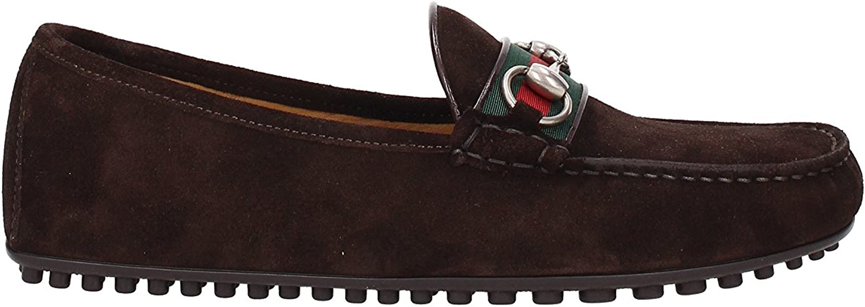 Gucci Loafers Men - Suede (450892CMA40