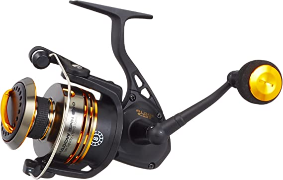 Black Cat Angelrolle Shadow Spin FD 840 Carrete de Pesca