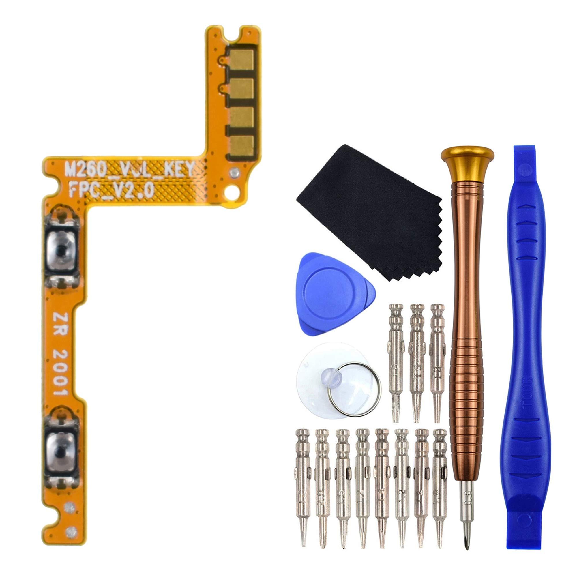 Cable Flex Boton Volumen para LG K30 2019