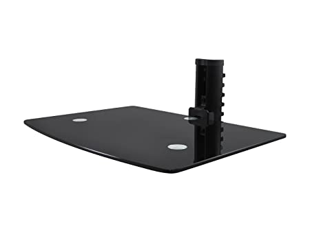 Xtreme 17910 Universal Glass Shelf Wall Mount 14 x 9.8 Inches