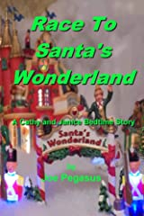 Race To Santa's Wonderland Kindle Edition
