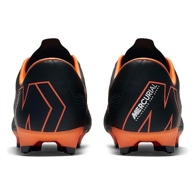 d714ea9c4 Amazon.com: Nike Unisex Vapor 12 Pro Fg Soccer Cleats: Shoes