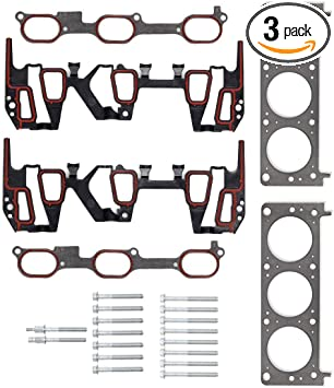 Felpro Intake Manifold Gaskets Set New for Chevy Olds Chevrolet MS90565