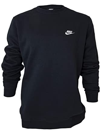 Nike Herren Sweatshirt Sportswear Crew Fleece Club