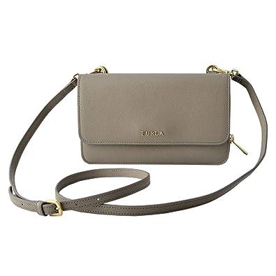 buy online 48c02 877a1 Amazon | フルラ FURLA 948356 SABBIA EL40 B リーヴァ お財布 ...