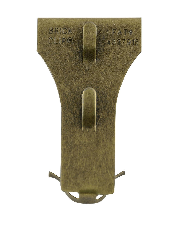 Adams Christmas 1450-99-1040 Brick Clip, 2-Pack Adams Manufacturing