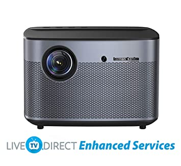XGIMI H1-Aurora Nativo de 1080p Proyector HD Android ...