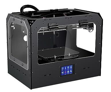 demu 3d impresora Pro solo extruder Kit Pantalla Táctil 3d ...