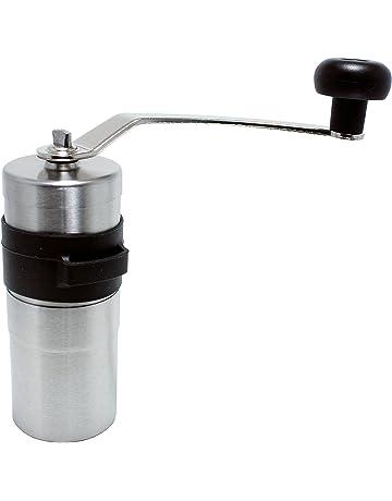 Porlex Mano de Molinillo de café de Acero Inoxidable con Mecanismo de cerámica