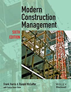 Modern Construction Management 7th Edition Pdf