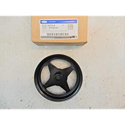 Ford 5L3Z-3A733-A - PULLEY - POWER STEER: Automotive