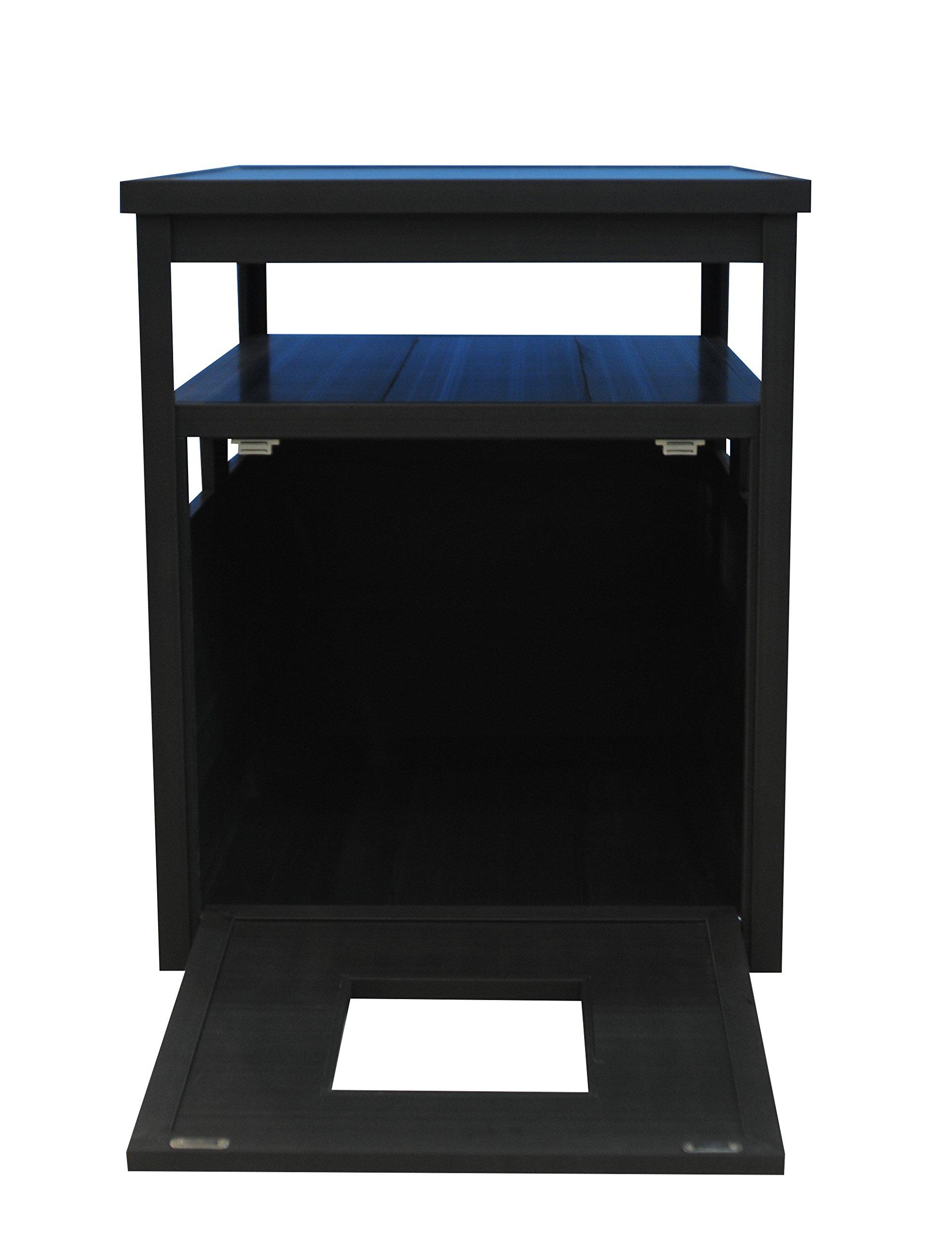 ecoFLEX Jumbo Litter Loo, Litter Box Cover/End Table