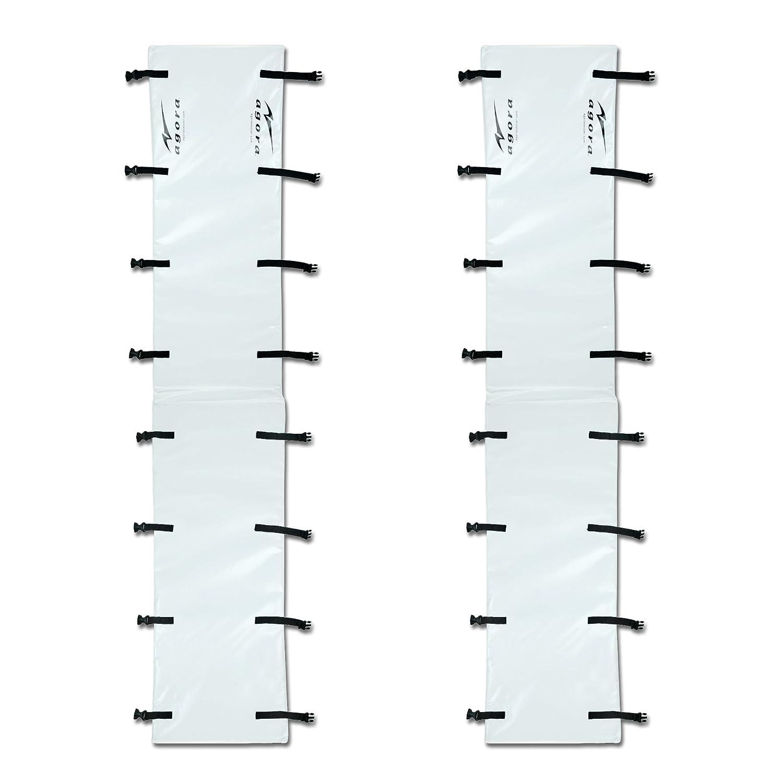 Agora Goal Post almohadillas – Set de 2