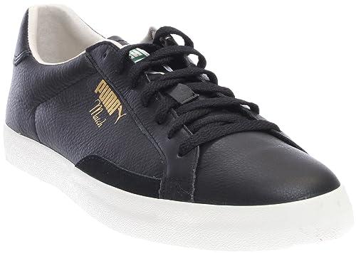 Puma Match Vulc Zapatillas De Moda del Hombre Negro 10,5 D (M) US: Amazon.es: Zapatos y complementos