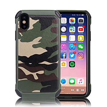 coque armee iphone x
