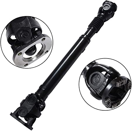 Front Drive Shaft Prop Shaft Assembly For 2003-2013 Dodge Ram 2500 3500 Diesel Auto Transmission Replaces OE# 52123326AB