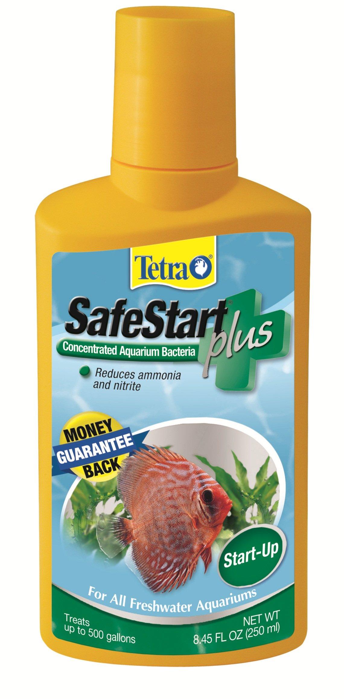 Tetra SafeStart Plus, To Cycle New Aquariums
