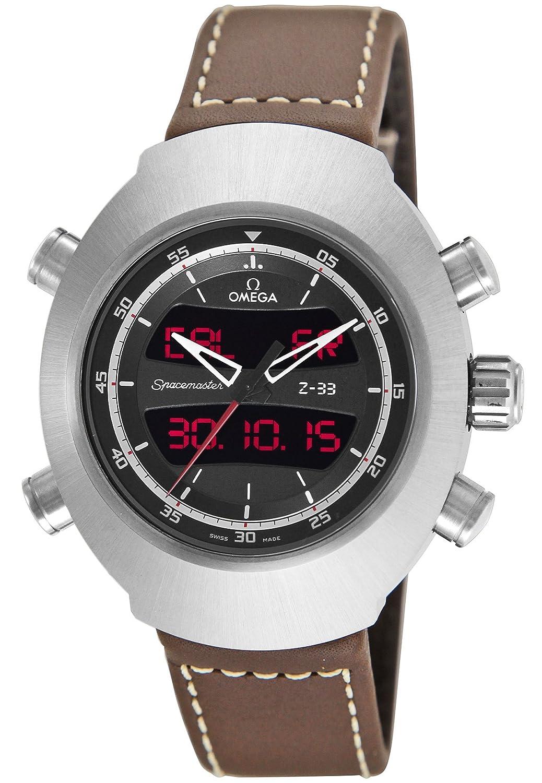 [オメガ]OMEGA 腕時計 スピードマスター ブラック文字盤 325.92.43.79.01.002 メンズ 【並行輸入品】 B01N1UXX09