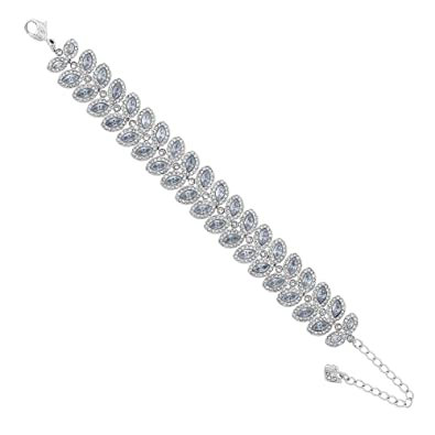 7e0ddb1c3c9a4 Swarovski Crystal Baron Bracelet