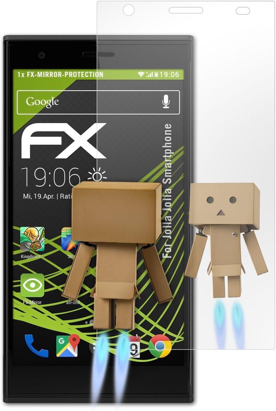 atFoliX Protección de Pantalla Compatible con Jolla Jolla ...
