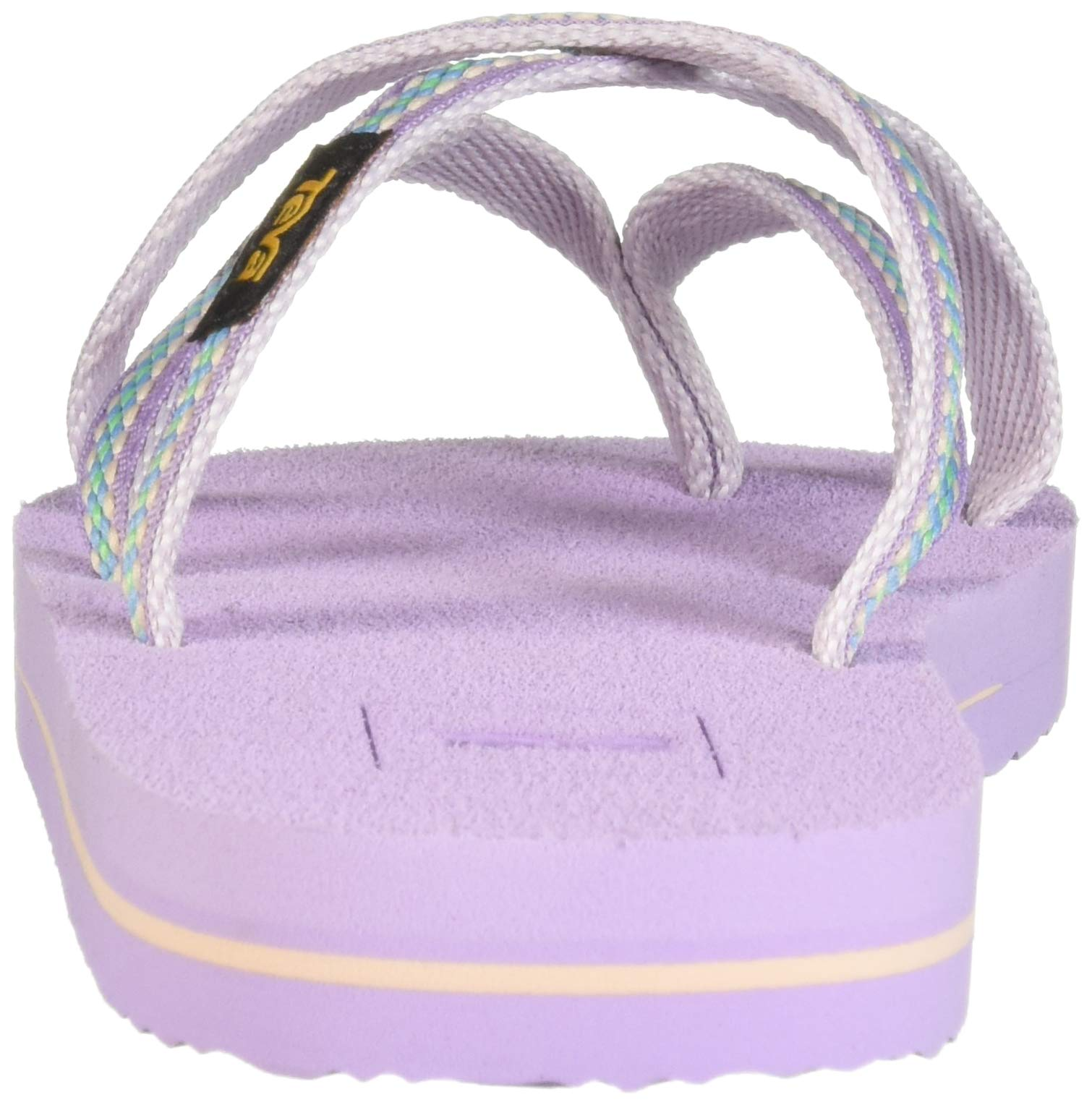 Teva Girls' Y Olowahu Sport Sandal, Lindi Orchid Bloom, 7 Medium US Big Kid by Teva (Image #2)
