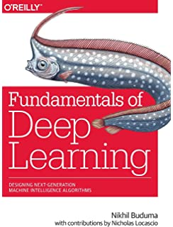 Deep Learning A Practitioner S Approach 9781491914250 Computer