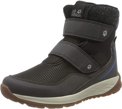 Jack Wolfskin Unisex-Child Polar Bear Texapore Mid Vc K Hiking Boot