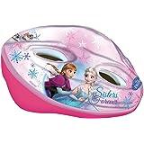 Disney 35660 Casque de vélo motif La Reine des neiges pour enfant, rose, M