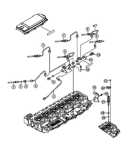 Amazon Com Mopar Performance 68005441aa Mopar Valve Automotive