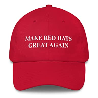 Image result for red hats