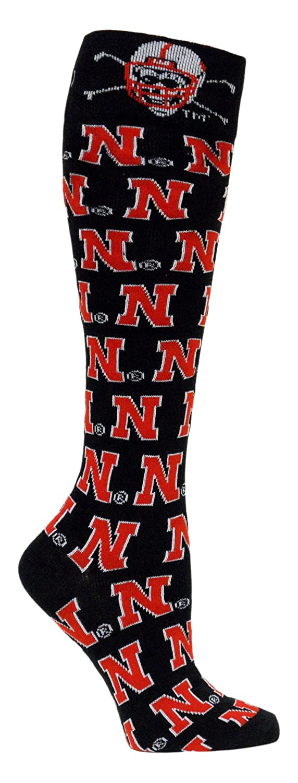 574a232c9d6 Amazon.com   NCAA Nebraska Cornhuskers Blackshirts Dress Socks