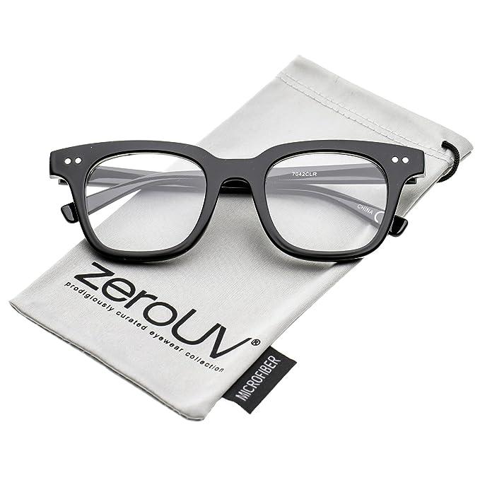 Amazon.com: zeroUV – Modern Metal Remaches Cuadrados con ...