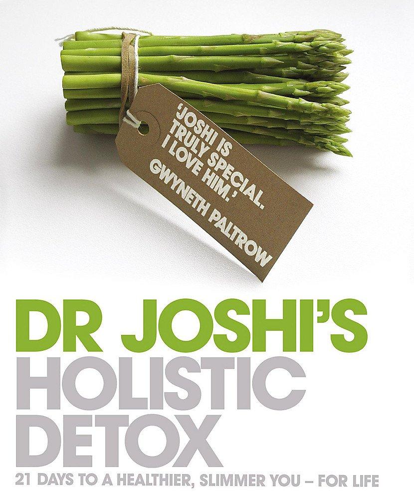 Dr. Joshi's Holistic Detox pdf epub