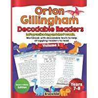 Orton Gillingham Decodable Readers: let's practice long and short vowels. Workbook with decodable texts to help…