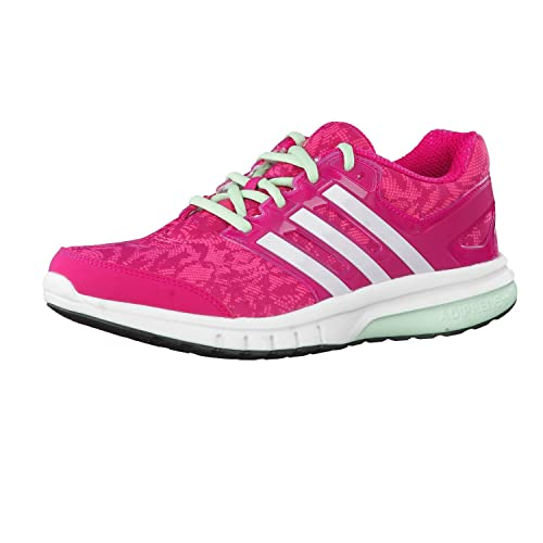 efe47dd3699fbc adidas Galaxy Elite 2 Womens Running Trainer Shoe Pink  Amazon.co.uk ...