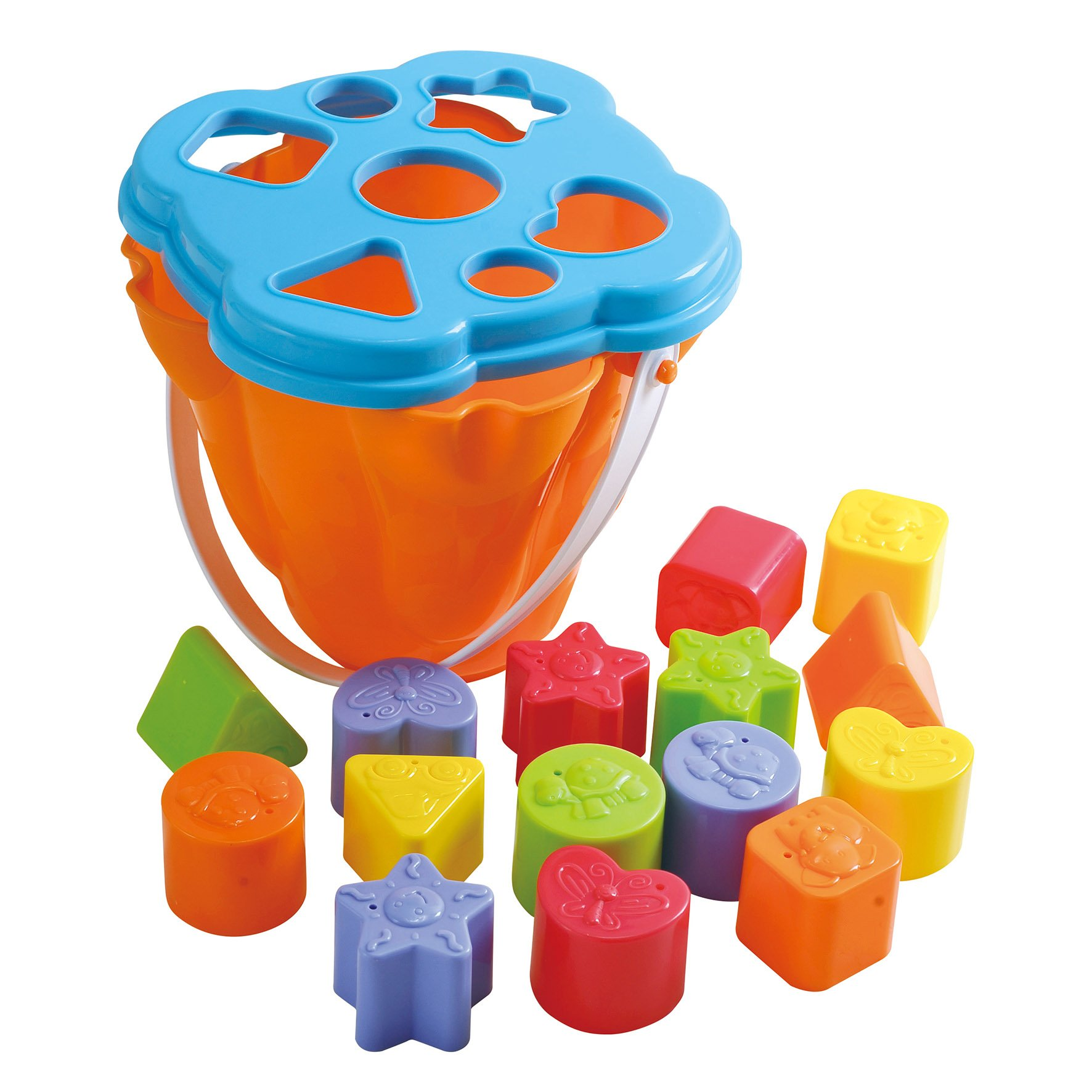 PlayGo kids Activity Centre Shape Sorting Toys Eco-Friendly & Non-Toxic Toy | Early Childhood Development Toys for Fine Motor Skills