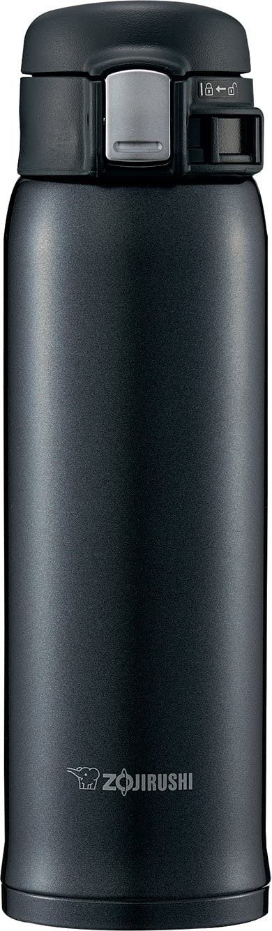 Zojirushi SM-SA36-BA Stainless Steel Vacuum Insulated Mug, 16-Ounce, Silky Black