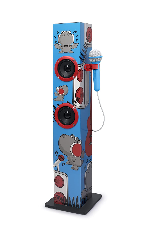 Muse M-1020 KDB Altavoz portátil estéreo 30W Multi Altavoz portátil - Altavoces portátiles (30 W, Inalámbrico y alámbrico, Altavoz portátil estéreo, Multi, Puesto, Universal)