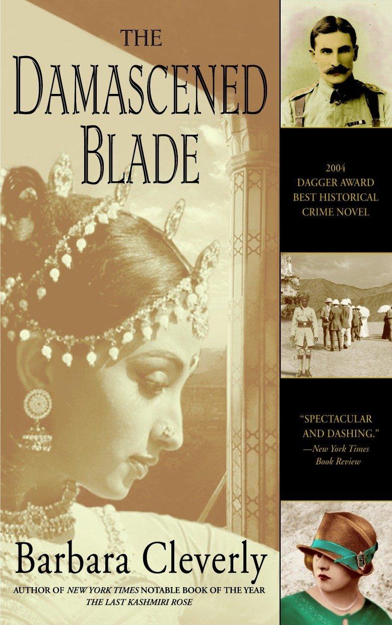 Read Online The Damascened Blade (Joel Gustafsson Series) pdf