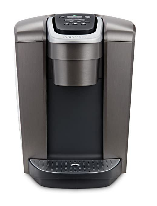 Keurig K Elite Coffee Maker, Brushed Slate by Amazon