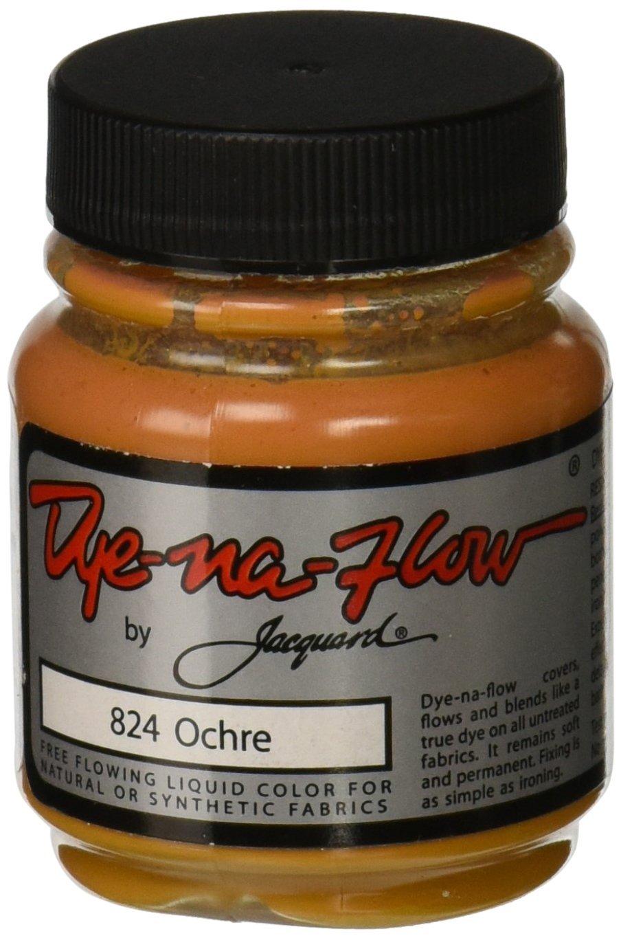 Jacquard Products JAC1-829 Sewing Dye-Na-Flow Liquid Color 2-1/4 Ounces-Black 102913