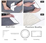 Anti Curling Rug Gripper 12 pcs.Keeps Your Rug in