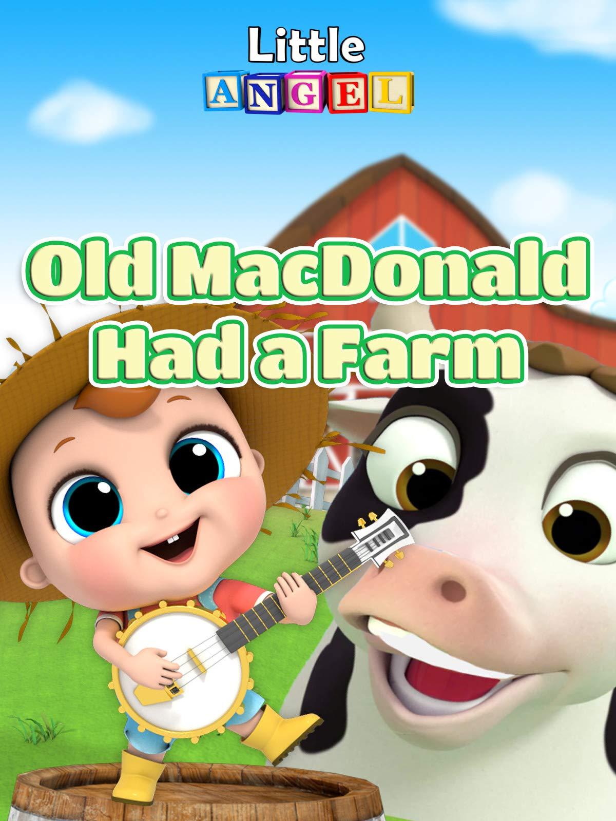 Old MacDonald Had a Farm on Amazon Prime Video UK