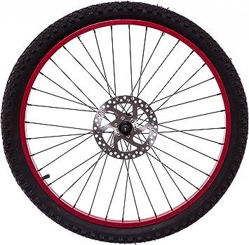 Dunlop frontal rojo 24