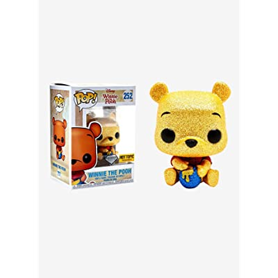 Funko POP! Disney: Winnie The Pooh Diamond Collection (Limited Exclusive): Toys & Games