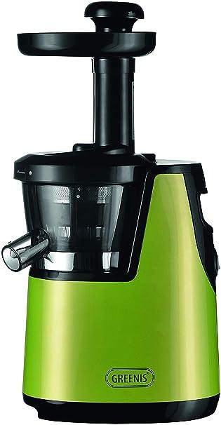 Saro 427 – 1010 greenis Slow Juicer, Plata: Amazon.es: Industria ...