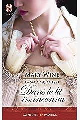 La saga McJames (Tome 1) - Dans le lit d'un inconnu (French Edition) Kindle Edition