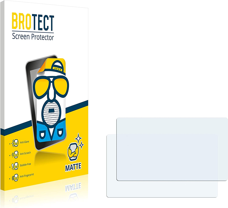 Matte Anti-Glare 2X Matte Screen Protector for Sony HXR-MC2500 Anti-Scratch BROTECT