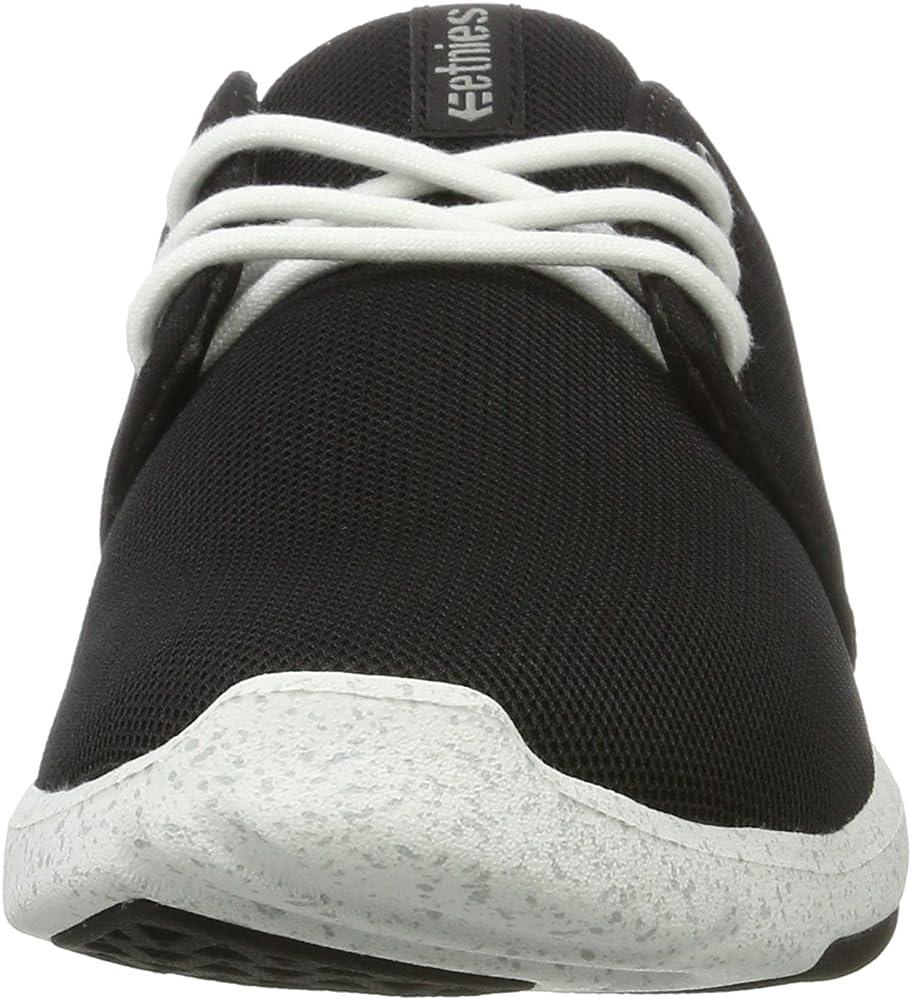 Etnies Scout black//grey//white Skater Sneaker//Schuhe Größe 42